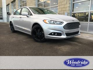 Used 2016 Ford Fusion ***PRICE REDUCED*** 2.0L, NAVIGATION, ROOF, CLOTH HEATED SEATS, BACK UP CAMERA, NO ACCIDENTS for sale in Calgary, AB