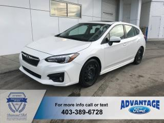 Used 2017 Subaru Impreza Sport Extra Tires on Rims - Backup Cam for sale in Calgary, AB