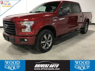 Used 2016 Ford F-150 XLT 5.0L V8, BLIND SPOT MONITORING, REMOTE START for sale in Calgary, AB