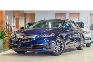 Used 2015 Acura TLX Sh-Awd Tech. Package for sale in Montréal, QC