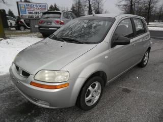 Used 2005 Pontiac Wave
