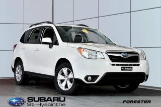 Used 2016 Subaru Forester 2.5i Tourisme auto. for sale in St-Hyacinthe, QC