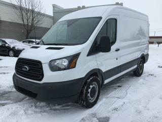 Used 2017 Ford Transit Connect T-150 toit moyen 130 po PNBV de 8 600 lb for sale in Drummondville, QC
