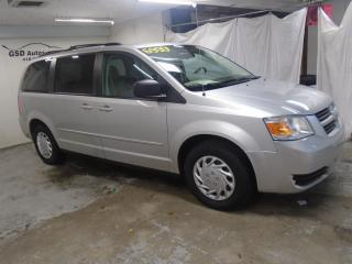 Used 2010 Dodge Grand Caravan SE STOW N'GO for sale in Ancienne Lorette, QC