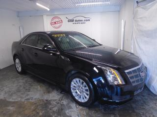 Used 2010 Cadillac CTS 3.0L for sale in Ancienne Lorette, QC