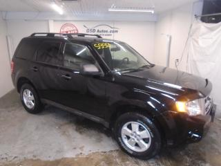 Used 2010 Ford Escape XLT 3.0L for sale in Ancienne Lorette, QC