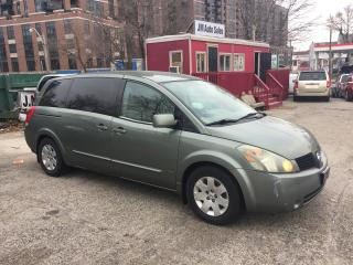 Used 2005 Nissan Quest S for sale in Toronto, ON