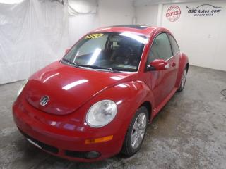 Used 2010 Volkswagen New Beetle 2.5L Comfortline for sale in Ancienne Lorette, QC