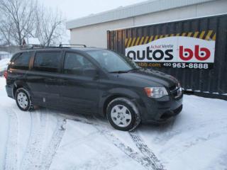 Used 2011 Dodge Grand Caravan Familiale 4 portes SE-SXT-STOW N GO for sale in Laval, QC
