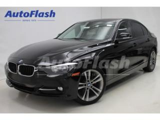 Used 2014 BMW 320 Xdrive 2.0l Turbo for sale in St-Hubert, QC