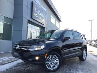 Used 2016 Volkswagen Tiguan Awd Se for sale in St-Georges, QC