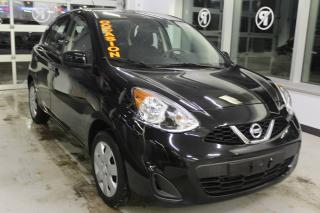 Used 2017 Nissan Micra SV AUTOMATIQUE *MAIN LIBRE CELLULAIRE* for sale in Lévis, QC