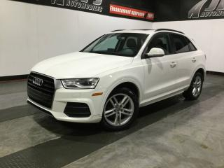 Used 2016 Audi Q3 2.0T Komfort quattro 4 portes for sale in Carignan, QC