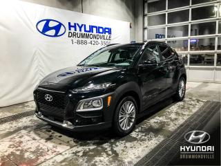 Used 2018 Hyundai KONA AWD LUXURY 2.0L + TOIT + CAMÉRA + WOW ! for sale in Drummondville, QC