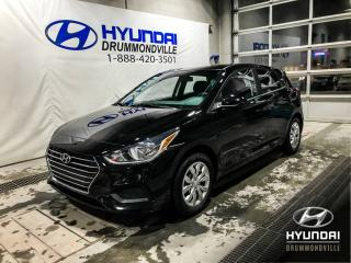 Used 2018 Hyundai Accent L MANUELLE + WOW ! for sale in Drummondville, QC
