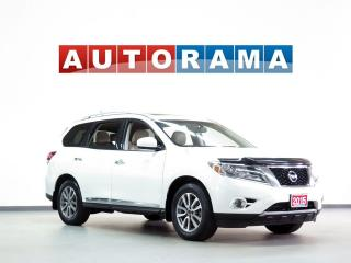 Used 2015 Nissan Pathfinder SV 7 PASSENGER AWD for sale in Toronto, ON
