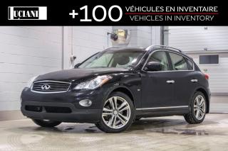 Used 2015 Infiniti QX50 PREMIUM for sale in Montréal, QC