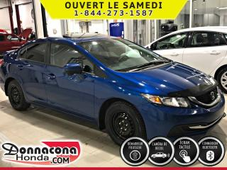 Used 2014 Honda Civic EX ***GARANTIE PROLONGÉE JUSQU'EN 2020 O for sale in Donnacona, QC