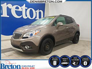 Used 2015 Buick Encore Cx - Awd for sale in St-Eustache, QC