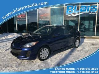 Used 2012 Mazda MAZDA3 Sport GS-Sky for sale in Ste-Marie, QC