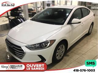 Used 2018 Hyundai Elantra LE SIEGES CH for sale in Québec, QC