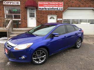 Used 2013 Ford Focus SE Bluetooth Heated Cloth for sale in Bowmanville, ON