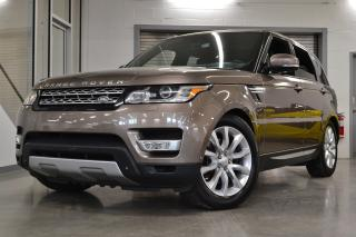 Used 2015 Land Rover Range Rover Sport V6 HSE for sale in Laval, QC