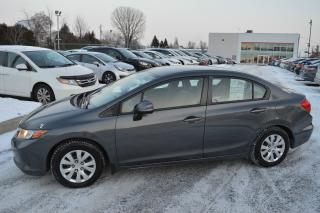 Used 2012 Honda Civic LX for sale in Longueuil, QC