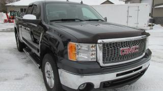 Used 2010 GMC Sierra 1500 SLE, Z71 PKG, 5.3 V8 4WD for sale in Chatsworth, ON
