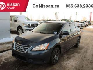 Used 2014 Nissan Sentra S 4dr FWD Sedan for sale in Edmonton, AB
