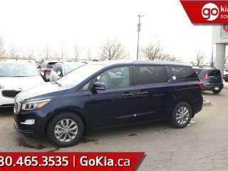 Used 2019 Kia Sedona LX+; 8 PASS, BACKUP CAMERA/SENSORS, POWER TAILGATE/SLIDING DOORS, SMART KEY, HEATED SEATS/WHEEL, BLUETOOTH, ANDROID AUTO/APPLE CAR PLAY, A/C for sale in Edmonton, AB