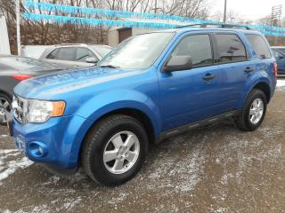Used 2011 Ford Escape XLT - Certified w/ 6 Month Warranty for sale in Brantford, ON