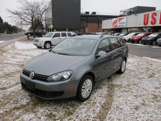 Used 2010 Volkswagen Golf Wagon Trendline~HEATED SEATS~CERTIFIED!!! for sale in Toronto, ON
