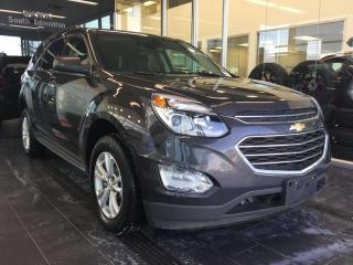 Used 2016 Chevrolet Equinox LT, HEATED SEATS. REAR VIEW CAMERA for sale in Edmonton, AB