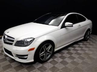 Used 2013 Mercedes-Benz C-Class C350   4MATIC AWD   Heated Red Leather   Blind-spot   Winter Tires for sale in Edmonton, AB