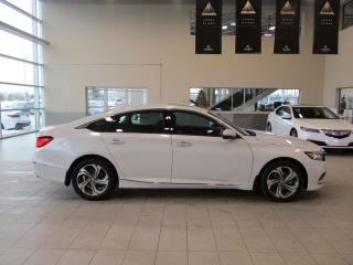 New 2019 Honda Accord Sedan EX-L Back Up Right Side Cam Heated Leather for sale in Red Deer, AB