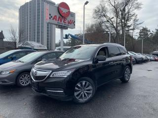Used 2014 Acura MDX Nav Pkg for sale in Cambridge, ON