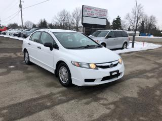 Used 2009 Honda Civic DX-G for sale in Komoka, ON