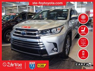 Used 2018 Toyota Highlander Xle Awd, Navigation for sale in Québec, QC