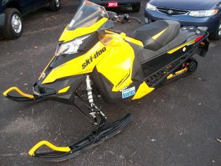 Used 2014 Ski-Doo MX-Z 600 TNT E-TEC for sale in Barrie, ON