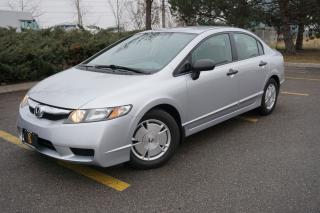 Used 2010 Honda Civic DX-A for sale in Etobicoke, ON