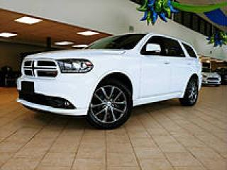 Used 2015 Dodge Durango GT Awd 4x4 Cuir, Toit Ouvrant for sale in Pointe-Aux-Trembles, QC