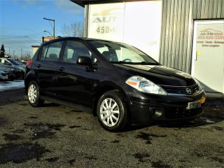 Used 2010 Nissan Versa ***AIR CLIMATISE,GROUPE ELECTRIQUE*** for sale in Longueuil, QC