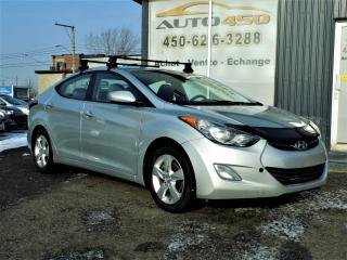 Used 2012 Hyundai Elantra ***GLS,MAGS,BLUETOOTH*** for sale in Longueuil, QC