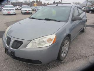Used 2008 Pontiac G6 SE for sale in Hamilton, ON