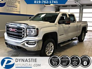 Used 2016 GMC Sierra 1500 SLE for sale in Rouyn-Noranda, QC