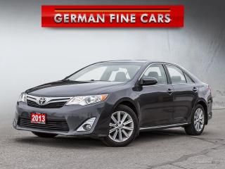 Used 2013 Toyota Camry XLE** YEAR END SALE *** for sale in Bolton, ON