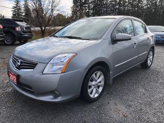 Used 2012 Nissan Sentra SL Leather/ Sunroof/ Navigation/ Back Up Camera for sale in Stouffville, ON