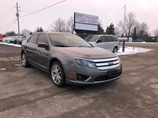 Used 2010 Ford Fusion SEL for sale in Komoka, ON