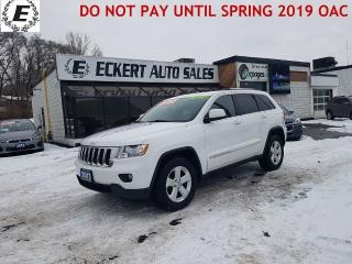 Used 2013 Jeep Grand Cherokee Laredo WITH PANARAMIC SUNROOF for sale in Barrie, ON